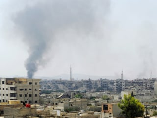 Daraya Evacuation Deal Hands Syria's Assad a Strategic Win