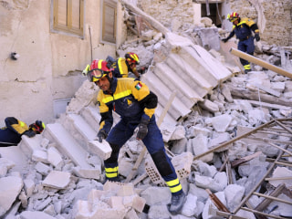Italy Earthquake: Death Toll Climbs to 267 as Aftershocks Rattle Rescuers