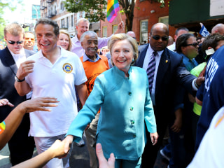 Gay and Lesbian Business Leaders Endorse Hillary Clinton