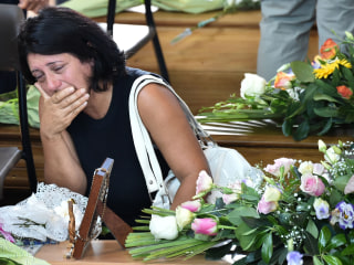 Italy Earthquake: State Funeral for 35 Victims as Toll Reaches 290
