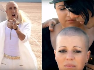 Twisted Sister Rock Anthem Gets Moving Makeover for Kids With Cancer