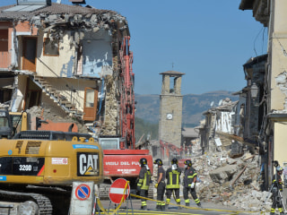 Italy Earthquake: Investigators Probe Whether Negligence Led to High Death Toll