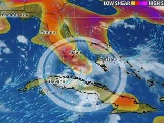 Tropical Depression Swirling Off Florida Threatens Heavy Rain; Flash Floods Hit Ohio