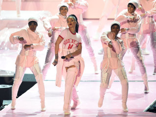 MTV VMAs: Highlights From Britney, Rihanna, Kanye, More