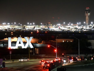 'Loud Noises' Causes Panic At Los Angeles Airport; No Shooting: Police
