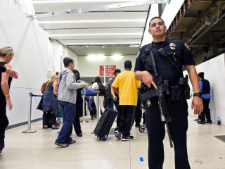 False Reports of Gunfire Cause Chaos at Los Angeles Airport