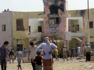 Aden Attack: ISIS-Claimed Suicide Bombing in Yemen City Kills Dozens