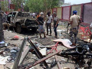 Aden Attack: ISIS-Claimed Suicide Bombing in Yemen City Kills Dozens