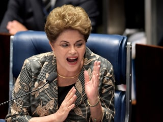 Brazil's Dilma Rousseff: 'I Haven't Committed Any Crimes'