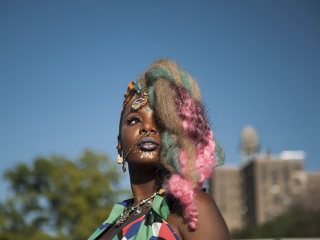 Afropunk Festival Revelers Talk Politics