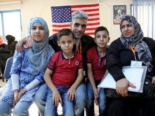 Top Destinations for Syrian Refugees: Michigan and California