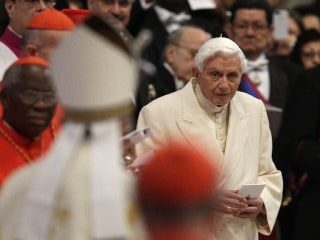 Pope Emeritus Benedict Calls Resignation 'a Duty' in Biography
