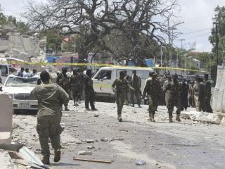 Mogadishu Bomb Rocks Somali Presidential Palace, Hotels