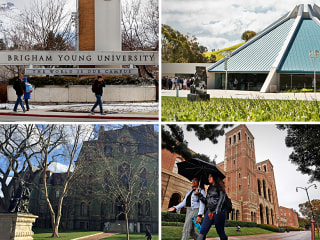 'Best of the Best' and 'Absolute Worst' Colleges for LGBTQ Students