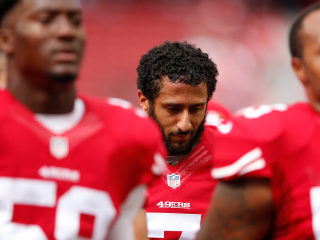 Posnanski: Outrage Over Kaepernick, Anthem Doesn't Make Sense