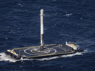 SpaceX to Attempt First-Ever Recycled Rocket Launch