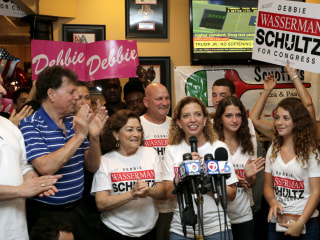 Democratic Establishment Prevails in Florida Primaries