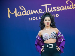 Selena Immortalized With a Madame Tussauds Wax Figure