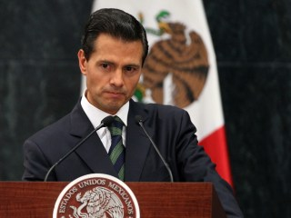 Mexican President Enrique Peña Nieto to Trump: We 'Will Never Pay for a Wall'