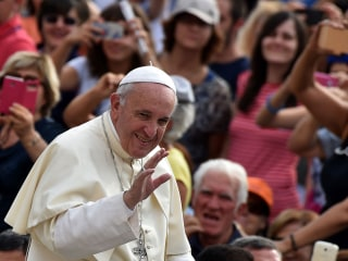 Pope on the Environment: Pontiff Urges Christians to Fight Climate Change