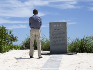 Picturesque Midway Islands Helps Obama Frame Conservation Push