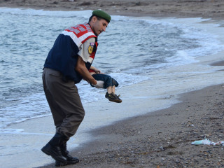Refugee Crisis Still Growing One Year After Tragic Photo
