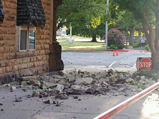 Strong Oklahoma Earthquake Felt From Nebraska to Texas