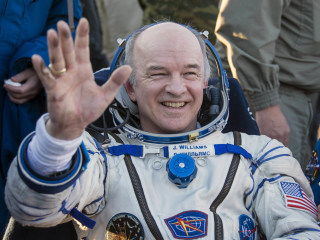 NASA Astronaut Jeff Williams Returns Safely From International Space Station