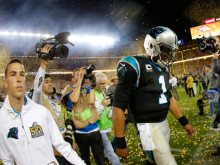 Cam Newton Apologizes for 'Extremely Unacceptable' Remarks to Female Reporter