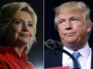 Clinton, Trump Deadlocked in Battleground States: Polls