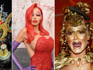 Heidi Klum is the queen of Halloween! See her best costumes through the years