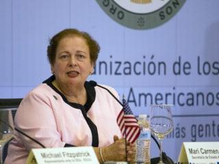 Ambassador Mari Carmen Aponte: Latina Blazes a Trail in Diplomacy