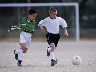 Soccer Injuries Soar in U.S. Kids