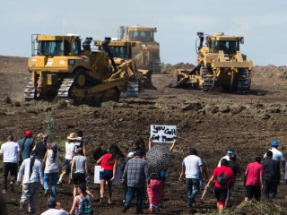 Dakota Pipeline Company Buys Ranch Near Sioux Protest Site, Records Show