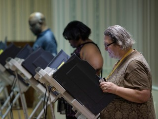 Voter Registration Emerges as Key Political Flash-Point