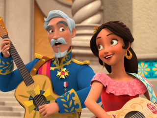 Award-Winning Composer Tony Morales Adds Latino Flair to 'Elena of Avalor'