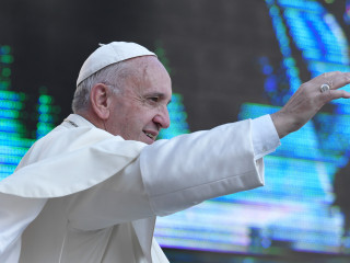 Pope Francis: Killing 'in the Name of God is Satanic'