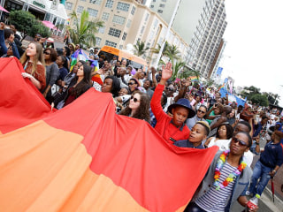 New Research Seeks to Dispel Myth of 'African Homophobia'