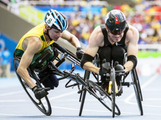 Triumphs and Crashes at Rio 2016 Paralympic Games