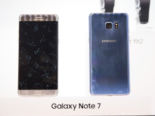 Feds Recall 1 Million Overheating Samsung Galaxy Note 7s