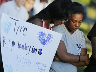 Memorial Held for Slain Teenage Ohio Boy