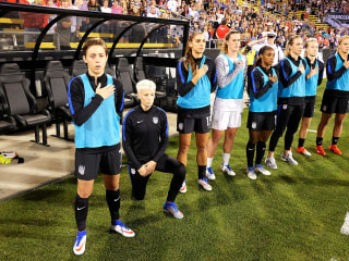 Opinion: Megan Rapinoe Is in the Wrong