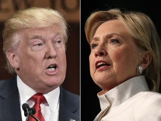 Hillary Clinton and Donald Trump Take Different Approaches to First Debate Prep
