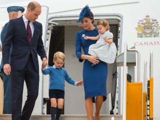 The very British reason why Prince George always wears shorts