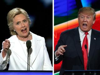 First Read: Despite Tightening, Clinton Maintains Battleground Lead