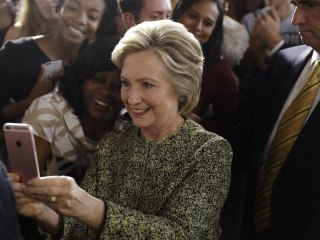 Clinton Preparing for 'Different Trumps' at First Debate
