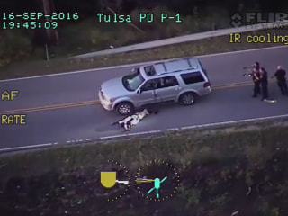 Terence Crutcher Shooting Sparks Response from Middletown Police Chief Muterspaw