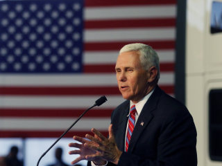 Pence Says Talk of 'Institutional Racism' Among Police Should End