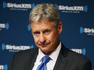 The Lid: Measuring the Gary Johnson Effect