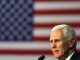 Mike Pence Has the Toughest Job in Politics Tonight